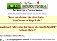 """Learn to trade Forex like a Bank Trader..."" ""Bank Traders are Range Traders""   ""This system will help you join the Traders who make REAL MONEY in the Forex Market!"""