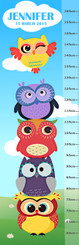 Growth Chart - Five Owls