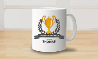 Mug - Father of the year