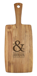 Personalised Cheese Board - Mr & Mrs