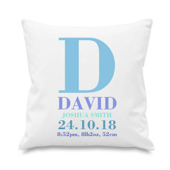 Cushion cover - New Arrival - Classic Blue