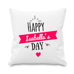 Cushion cover - Happy Day