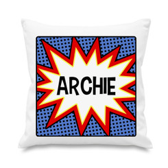 Cushion cover - Superhero