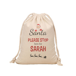 Santa Sack - Please Stop
