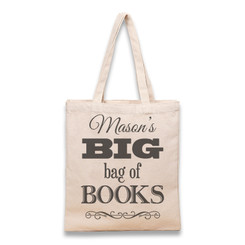Tote Bag - Bag of Books