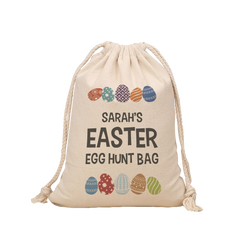 Easter Hunt Sack - Egg Hunt Bag