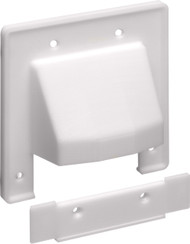 Reversible Two-Piece Low-Voltage Cable Entrance Plate (CER2)