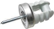 """4.75"""" Porcelain Wire Holder (612)"""