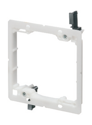Double Gang Low Profile Low Voltage Mounting Device Bracket (LV2LP)