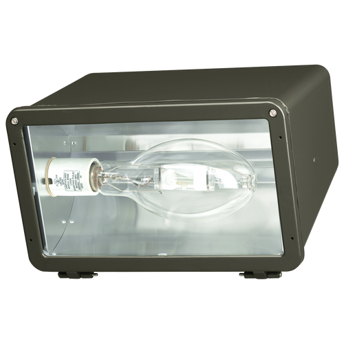 Atlas Lighting Proaducts FLDX-400PQPK 400W Metal Halide Floodlight