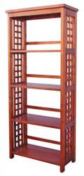 Morocco Bookcase 4T