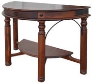Gedi Halfmoon Table