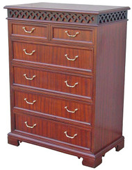 Manila Chest of Drawers - Tall