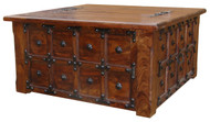 Panel Chest Coffee Table - OUT OF STOCK