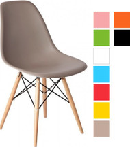 Eames Style Bistro Chair Without Arms in Various Colours - OUT OF STOCK