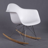 Eames Style Rocking Chair