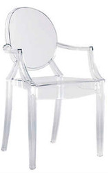 Ghost Bistro Chair