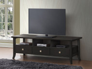 Shanghai TV Cabinet in Cappuccino - OUT OF STOCK
