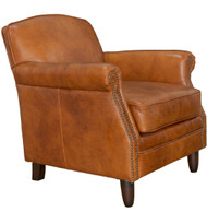 Hemmingway Easy Chair (Vegetable Brown) - OUT OF STOCK