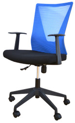 LB Chair HT7068BEX in Blue