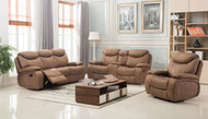 Denver 7 Seater Recliner in Mocha - OUT OF STOCK