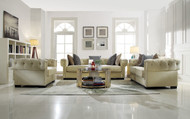 Henry Chesterfield 7 Seater Sofa Set