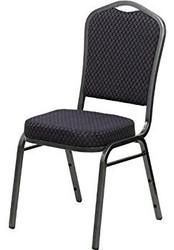 Banquet Chair in Black D055P