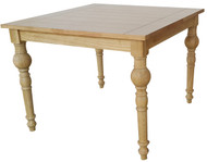 Square 4S Bistro Table in Natural