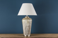 Table Lamp In Nickel Plated (L3435)