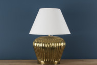 Table Lamp In Brass (L30036)