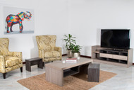 LH31051 Entertainment Unit + Natad 3Pc Coffee Table Set