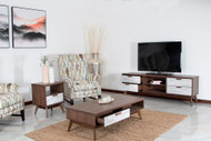 Hana Entertainment Unit + Coffee table + Coffee Stool