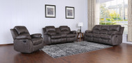 Veria 6 Seater Recliner in  Smoke Gray J145  - OUT OF STOCK