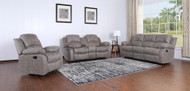 Veria 6 Seater Recliner in Gray J185  - OUT OF STOCK
