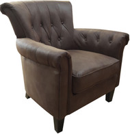 Mayfair Accent Chair In Mustang