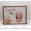 Stamps Used: Bean awhile: https://rubberartstamps.com/bean-awhile/ Coffee Cup with Heart: https://rubberartstamps.com/coffee-cup-heart/ Feet Flower Sm. https://rubberartstamps.com/feet-flower-sm/ Miss You Simple: https://rubberartstamps.com/miss-you-simple/