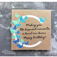 Butterfly Flutter by Olesya
