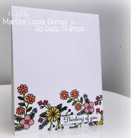 Flowers by Martha