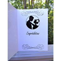 Marriage card Inside by Vicky