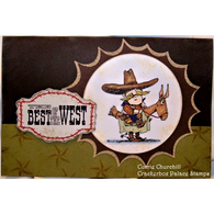 Best Of The West by Currie