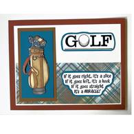 Golf Bag Miracle