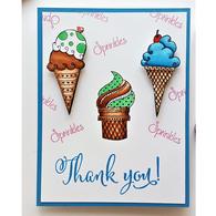 Ice Cream Thank You