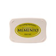 Memento Pear Tart
