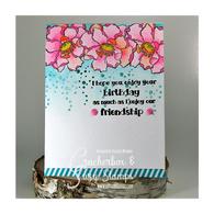 Birthday Friendship by Cornelia