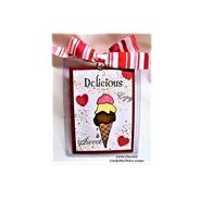 Love for Ice Cream ATC