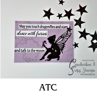 Dance With Fairies ATC