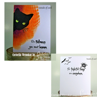 Binx and Frightful Things