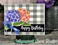 Hydrangea Birthday