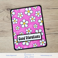 Good Vibrations with Daisies