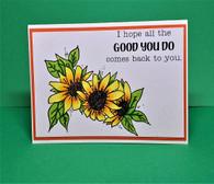 All You Do Sunflower